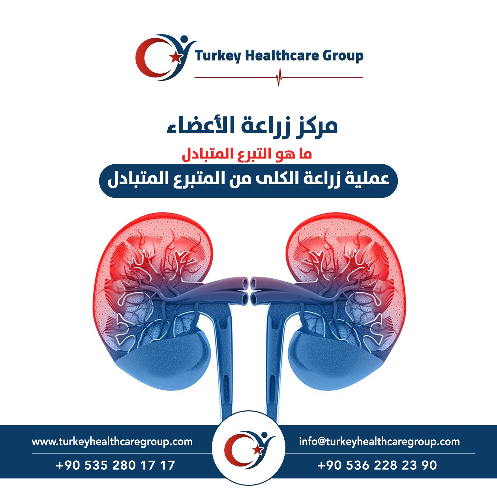 A Reciprocal Donor Kidney Transplant Surgery