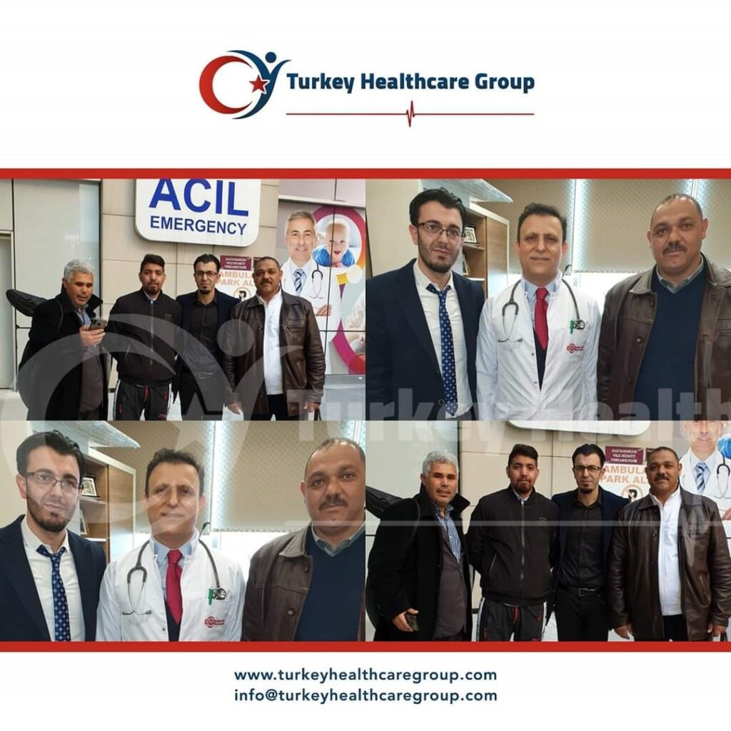 Lung surgery center in Turkey