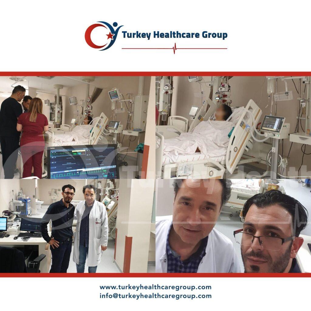 Minimally invasive surgery center