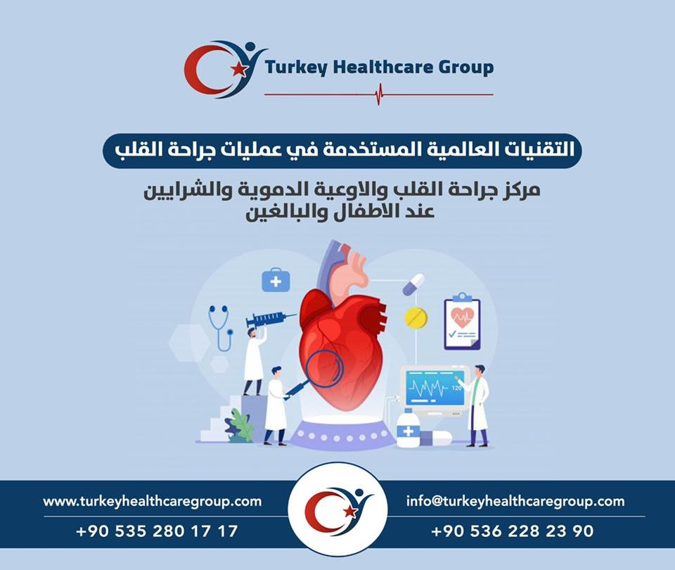 International techniques used in heart surgeries